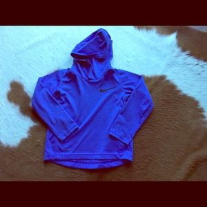 Boys Nike Hooded Pullover, Size 5-6
